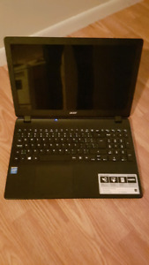 LAPTOP - Acer Aspire 320GB HD with Intel Processor