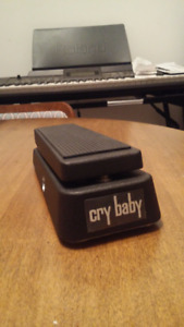 Pédale ''WAH'' Cry Baby