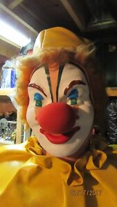 OLD ANIMATED AMUSEMENT PARK CLOWN London Ontario image 2