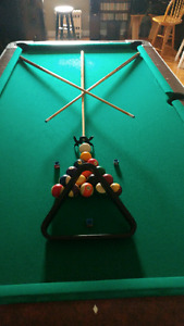 Pool Table 4 Sale
