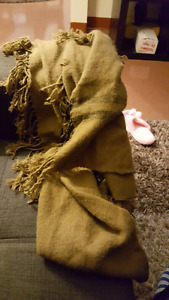 Scarf worn by a famous celebrity