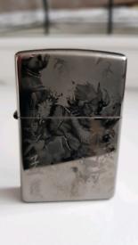 Japanese Zippo lighter.
