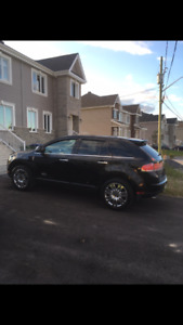 lincoln MKX 2010 toxedo ( full equip )
