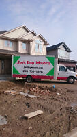 MOVING BEST DEALS WITH JIM`S BOY MOVERS