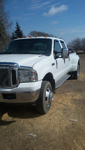 2006 Ford F-350 XLT Dually