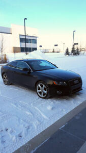 2011 Brilliant Black Audi A5