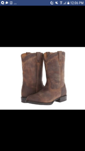 Ariat Heritage Woman's Cowboy Boots