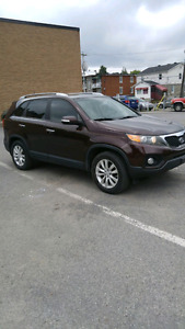 2011 kia sorento 4cyl leather