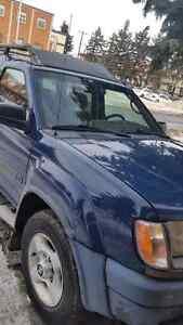 2001 Nissan Xterra SUV