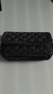 Hand Woven Metallic Evening Clutch Kitchener / Waterloo Kitchener Area image 1