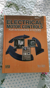 Electrical motor controls for integrated systems 5th ed