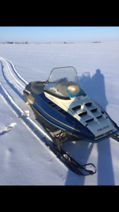 1988 Indy classic 400, only made one year, comes with parts sled