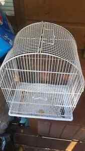 Bird cage for sale.