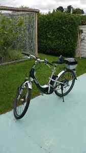 Vélo et Housse