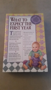 Book - What to Expect the First Year - 2003