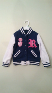 Roots Girls Spring Coat 5-6 years