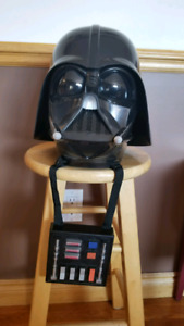 Star Wars Darth Vader Helmet with Chest Panel and Voice Changer