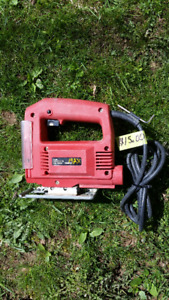 POWERMAX ELECTRIC JIGSAW -COMES WITH A NEW BLADE