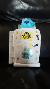 Blues Clues Refrigerator, Vintage 1999 Tyco