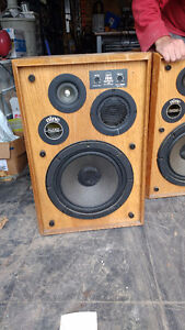 SPEAKERS Altec lansing