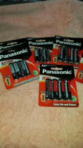 Panasonic Batteries