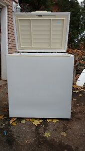 Small Freezer - 8 cubic feet