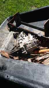 1999 Chevy Tahoe transfer case