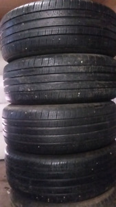 4 P205/55R16 Pirelli Cinturato P7