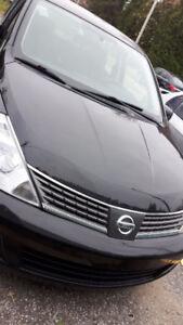 2009 Nissan Versa Berline
