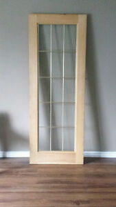 New! Solid pine door $70 o.b.o