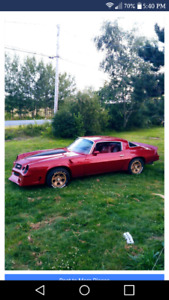 $10,500FIRM. THIS WEEK ONLY! 1980 Z28 Camaro