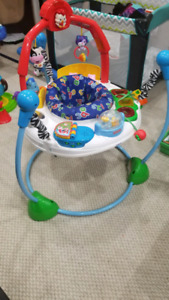 Baby play lot!