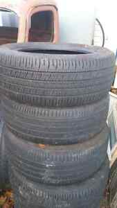 205/55/16 Set of 4 Tires
