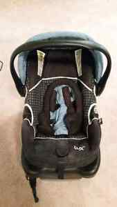 Lux carseat  London Ontario image 4