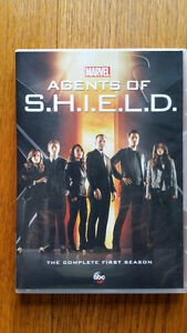 Agent of S.H.I.E.L.D. Complete Season 1 and 2 DVD