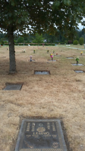 Cemetery Plot - Ocean View Burial Park - Garden of Eternity