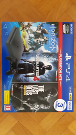 PlayStation 4 bundles, new