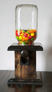 Handcrafted Candy Dispenser