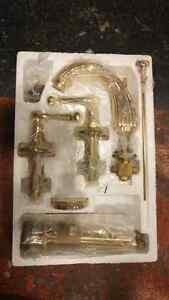 24K Gold plated faucets Cambridge Kitchener Area image 2