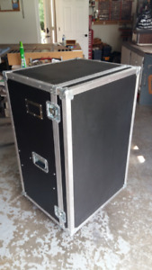 Utility Case on Casters