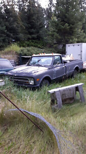 SQUARE BODY ,CHEVY/DODGE/FORD , K5 , SHORT BOX 4X4 , PROJECTS &