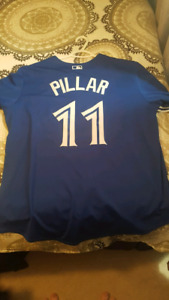 Toronto Blue Jay's Kevin Pillar Jersey