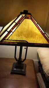 stained glass table lamps for sale Regina Regina Area image 1