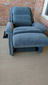 Electric recliner for free
