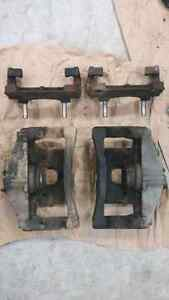 Front brakes for Audi A4 / VW Passat