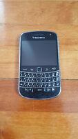 Like New Blackberry 9900 Black Unlocked (PASSPORT/Q10/Z10/BOLD)