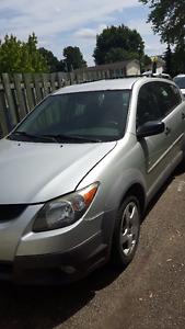 2003 Pontiac Vibe Familiale