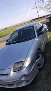 Selling 2002 Pontiac sunfire gt $1500obo