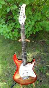 Cort Stratocaster Electric Guitar $250.