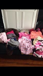 Baby girl clothes- over 50!